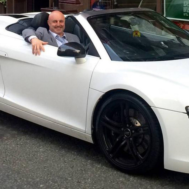 British ex gangster helping Irish criminals in Spain